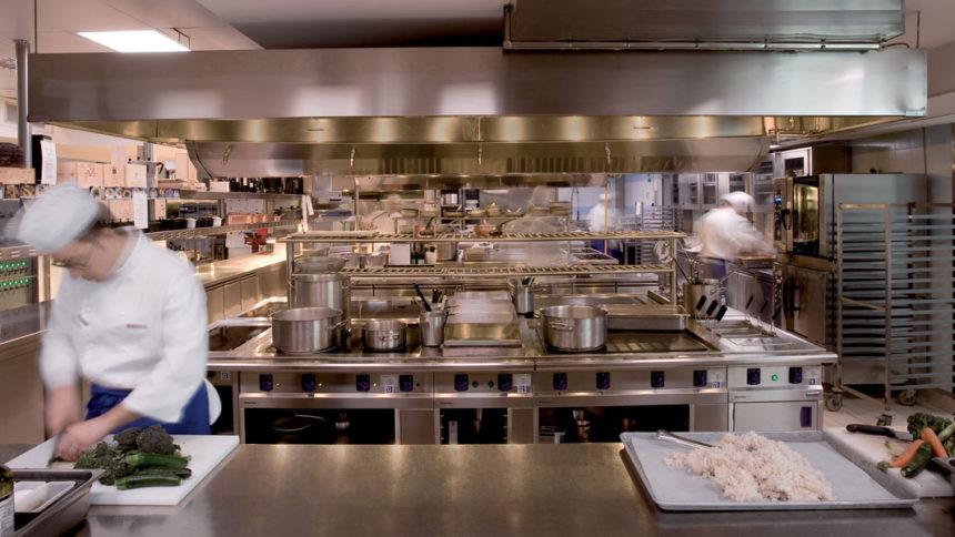 Kitchen Renovation Four Seasons Hotel Milan Curcio