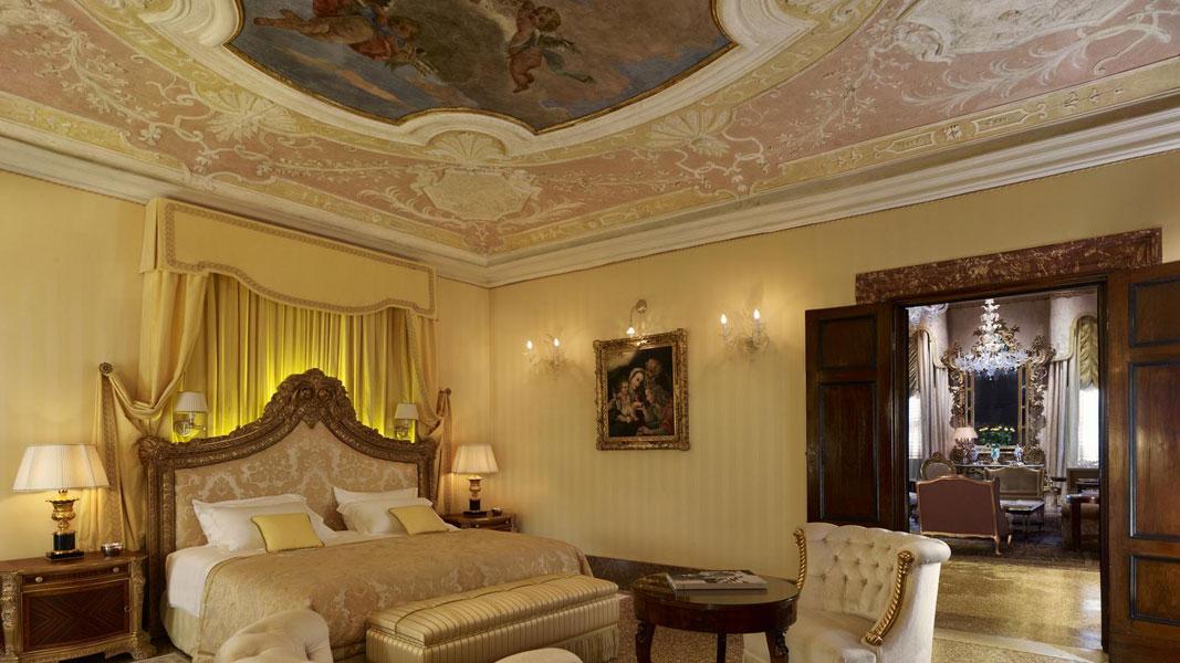 Historical Suite – Danieli Hotel, Venice