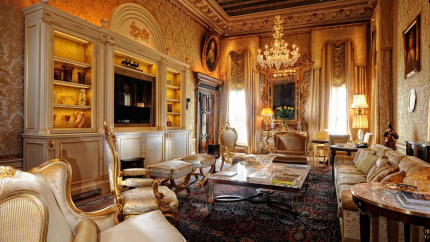 Historical Suite U2013 Danieli Hotel, Venice