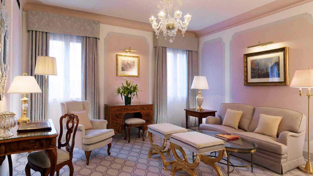 Dandolo Suite – Danieli Hotel, Venice