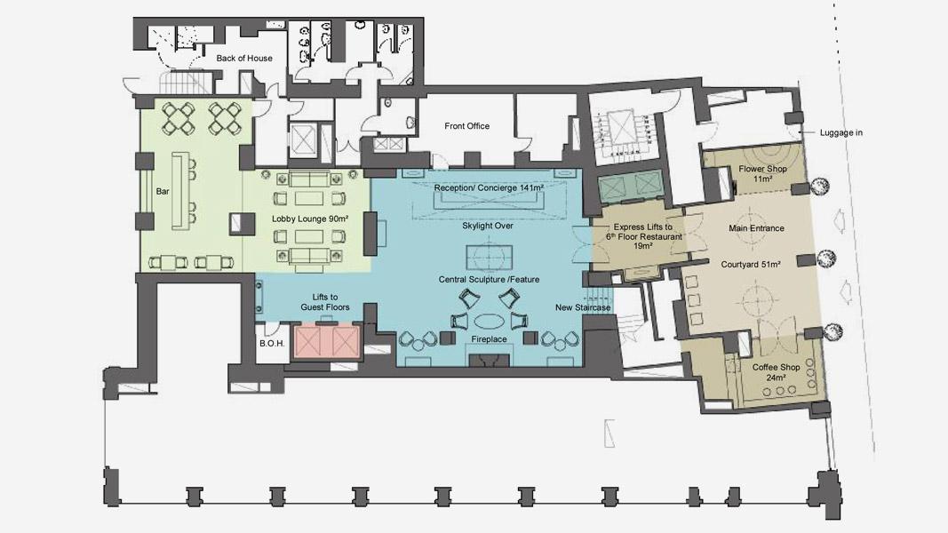 Duomo Intercontinental Grand Hotel