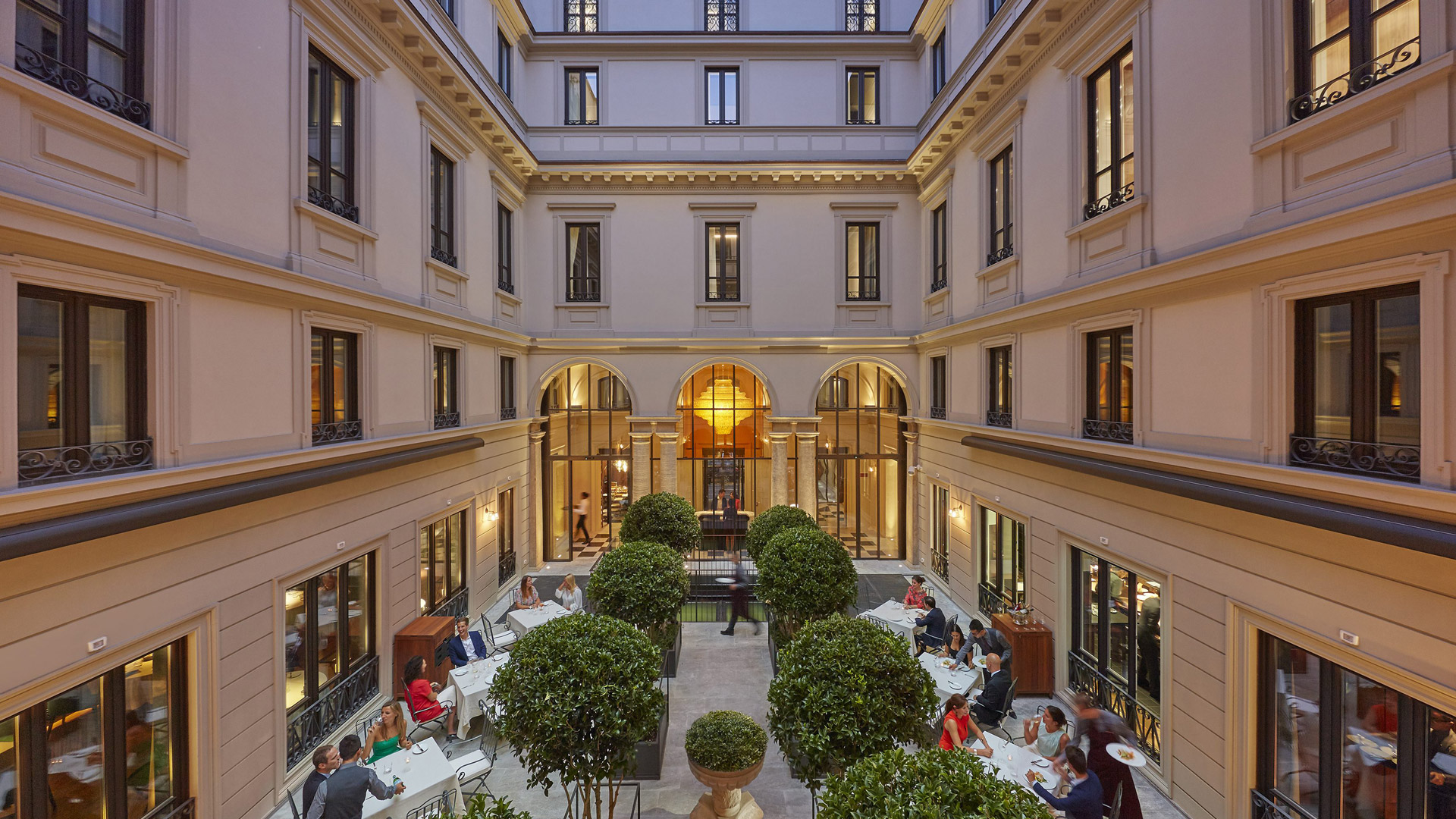 Mandarin Oriental Milan Hotel