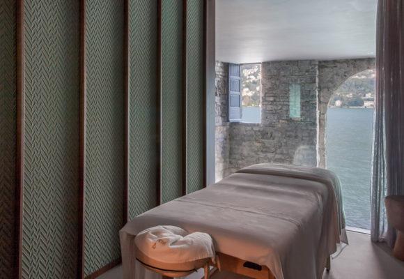 Spa for the Il Sereno Hotel