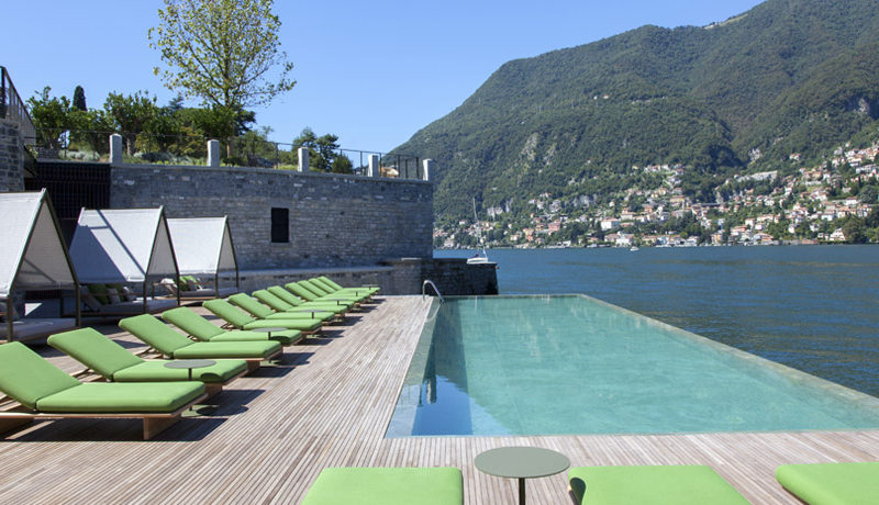 IoArch's special on Il Sereno Hotel