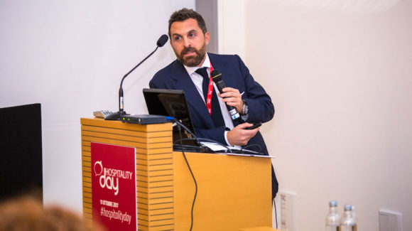 Leadership in hotel projects: Curcio Valentini's intervention at Hospitality Day