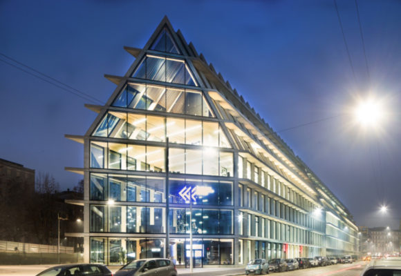 Feltrinelli Porta Volta | Milan Microsoft House