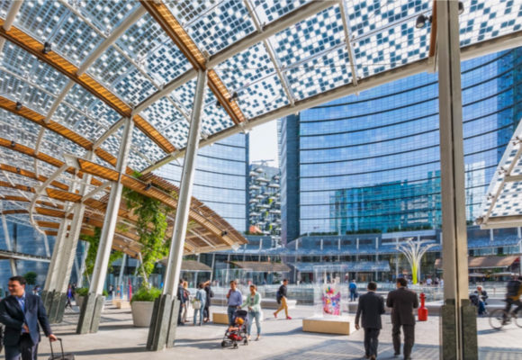 Porta Nuova Garibaldi | Milan Business District