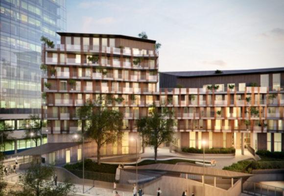 La Corte Verde | Residences Corso Como | Milan