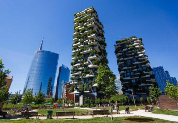 Porta Nuova Isola | Milan Bosco Verticale Residential Towers
